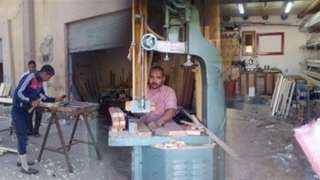 طرق الحصول على ورشة صناعية بمدينة العاشر من رمضان (فيديو)