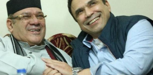 مدحت بركات وحسن راتب ورجال الأزهر في حفل مولد الإمام الحسين بمنزل الشعراوي (صور وفيديو)