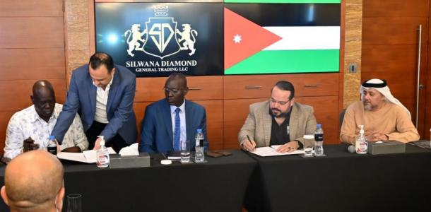 """""""سيلوانا دايمون الاماراتية """" تفوز باكبر عقد لتطوير وتنفيذ المشروعات التنموية الحكومية في جنوب السودان"""